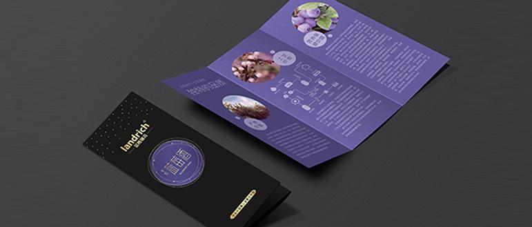 蓝格瑞克 蓝莓酒 酒标包装设计